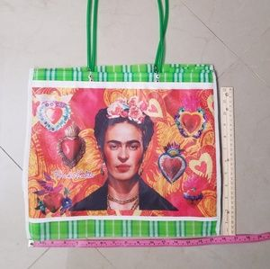 Handbags - Mexican painter Frida kahlo tote.